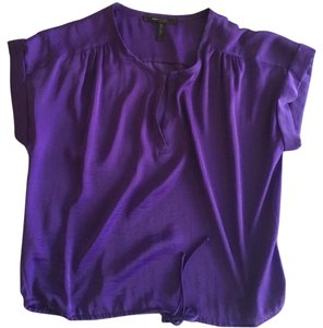 BCBGMAXAZRIA Top Purple
