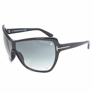 Tom Ford Tom Ford Ekaterina Sunglasses Ft0363 01b Black Frame Grey Lens