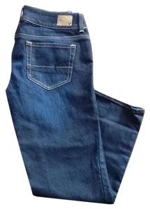 American Eagle Outfitters Capris Dark Wash