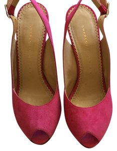 Charlotte Olympia Pink Formal