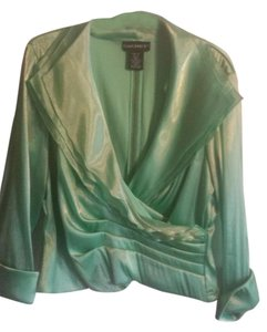 Cachet Top Lime green