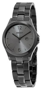 DKNY DKNY Women's Parsons Three Hand Stainless Steel Watch NY2369