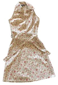 A.B.S. by Allen Schwartz short dress Floral on Tradesy