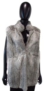Michael Kors 100% Rabbit Fur Vest
