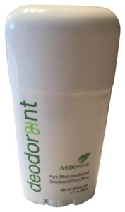 Arbonne Brand New! Arbonne Pure Mint All-Natural Deoderant. Still sealed!