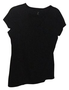 Zella Black Athletic Shirt Size XL