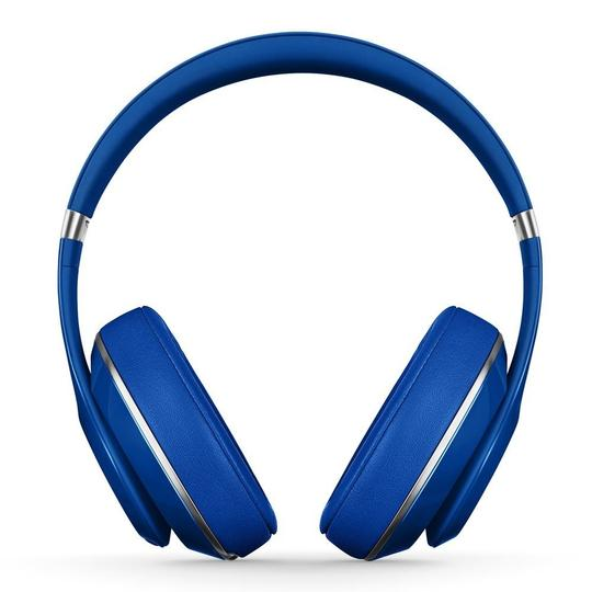 Apple Beats Studio 2.0 Wired Over Ear Headphone - Blue