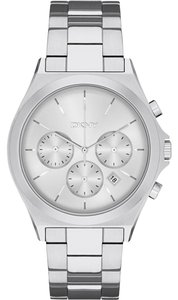 DKNY DKNY Women's Parsons Chronograph Stainless Steel Watch NY2378