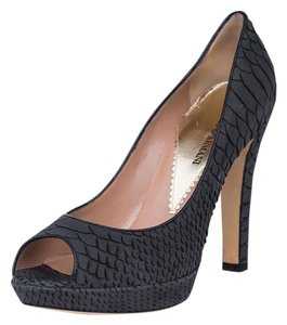 Emporio Armani Dark gray Pumps