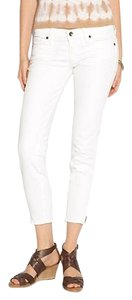 Lucky Brand Cropped Skinny Lucky Capri/Cropped Denim-Light Wash