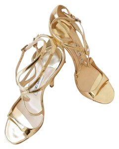 Jimmy Choo Sandal gold Formal