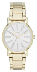 DKNY New DKNY Women's Soho Three Hand Stainless Steel Watch NY2417