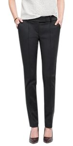 Ann Taylor Work Dress Leather Pants