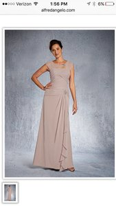 Alfred Angelo Charcoal Alged Angelo 9020 Dress