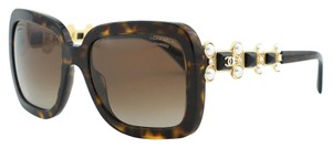 Chanel Limited Edition CHANEL CH 5335 Polarized Sunglasses Bijou Pearls