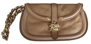 Juicy Couture Wristlet in Nude