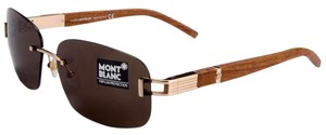 Montblanc New Montblanc Mens sunglasses MB408S 28J