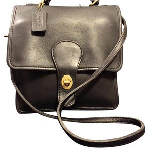 Coach Vintage Station Willis Cross Body Bag