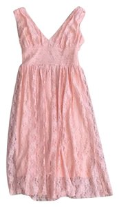 Ever-Pretty short dress Pink on Tradesy