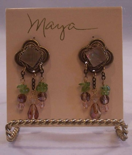 Baby Bella Maya new Maya earrings