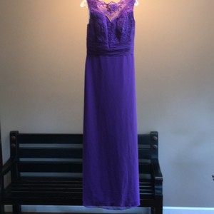 Jordan Fashions Pansy/purple Dress