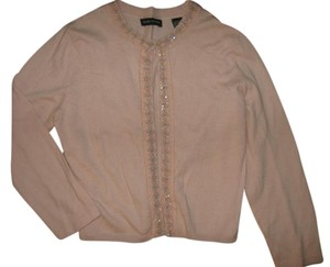 Valerie Stevens Embroidered pink Jacket