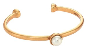 Marc Jacobs Marc Jacobs Pearl and Swarovski Crystal Cuff Bracelet