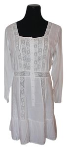 Melissa Odabash short dress Isabelle White Beach Lace on Tradesy