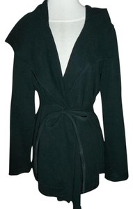 Maurices Xlarge Ties In Front Fraying Super Cute Black Jacket
