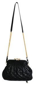 Marc Jacobs Quilted Leather Stam Cross Body Bag
