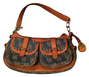 Dooney & Bourke Buckle Pocket Baguette