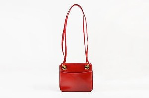 Gucci Vintage Box Calf Shoulder Bag