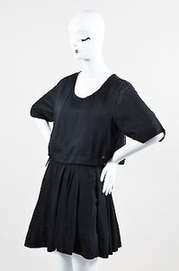 IRO short dress Black Layered Short on Tradesy