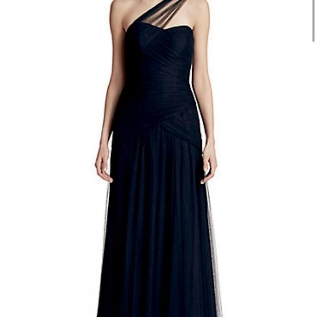 Item - Black Tulle 450330 Formal Bridesmaid/Mob Dress Size 0 (XS)