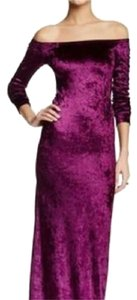 Velvet by Graham & Spencer Long Gown Christmas Dress