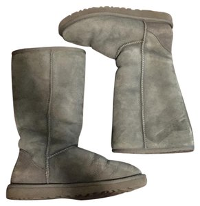 UGG Australia Tall Boot Classic Grey Boots