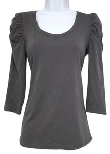 Charlotte Russe T Shirt Gray