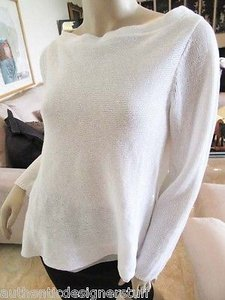 Brunello Cucinelli Cucinelli Brunello Silk Blend Sweater