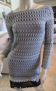Missoni short dress Black and White Knit Short on Tradesy