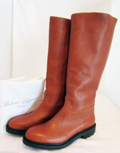 Robert Clergerie Clergerie Knee Knee High Clergerie Knee High Brown Boots