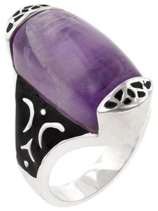 Other Hazy Purple Bar Ring [SHIPS NEXT DAY]