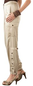 Chico's Cargo Pants CHAMPAGNE BEIGE