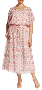 Petunia Pink Maxi Dress by Vince Camuto