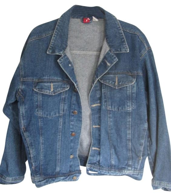 Other blue Womens Jean Jacket