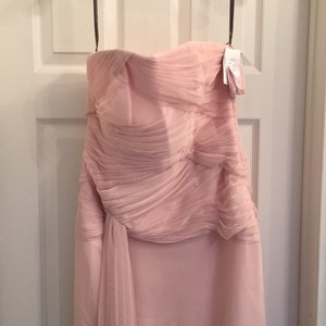 Vera Wang Bridal Blush Dress