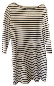 Petit Bateau short dress Striped on Tradesy
