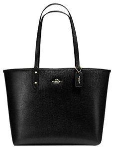 Coach Travel Oversized Large Tote in Black