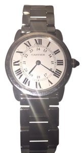Cartier Cartier Ronde Solo Stainless Steel Watch 3603
