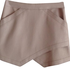 BCBGMAXAZRIA Mini Skirt Light bare pink
