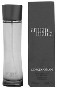 Giorgio Armani Giorgio Armani MANIA for Men 100 ml EDT, New